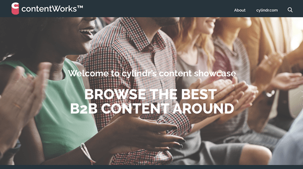 contentworks by cylindr